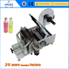 labeling machine semi automatic red wine bottle