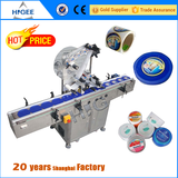 automatic mask plastic flat surface label applicator