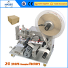 manual labeling machine square bottle labeling machine