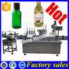 Lowest price automatic liquid filling sealing machine,liquid filling line