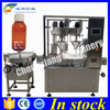 High speed powder filling machine,powder filling and sealing machine