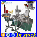 Shanghai chengxiang perfume filling machine,filling capping labeling machine