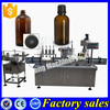 Shanghai bottle filling capping and labeling machine,100ml bottle filling capping machine