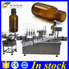 Hot sale vial cleaning filling capping machine,vial filling machine price
