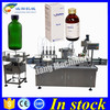 Hot sale vial cleaning filling capping machine,10ml vial filler