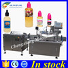 Hot sale filling capping machine 15ml,e-liquid packaging line