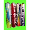 750ml super big content aerosol cans of high pressure