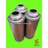 high pressure safety metal aerosol cans for refill