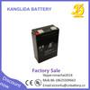 LED light sealed lead acid valve regulated 4v 4ah exide batteries
