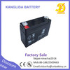 4v3.5ah rechargeable deep cycle battery, sealed lead acid battery