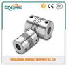 Unibody JT16 beam shaft coupling with 12.9 grade hexagon alloy bolts