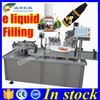 Door to door automatic vial filling machine,e liquid filling machine