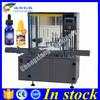 Automatic 2 nozzles e-liquid filling machine for sale