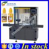 PLC controlled bottle filler,ejuice filling machine