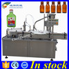 PLC controlled bottle packaging machine,bottle filling line