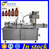 Liquid filling machine,filling and capping machine