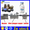 Automatic liquid filling machine line,liquid filling machine 30ml