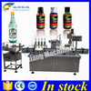 Shanghai chengxiang vinegar filling and sealing machine,automatic piston filler machine