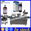 Hot sale pharmaceutical liquid filling complete line,pharmaceutical glass vial filling machine