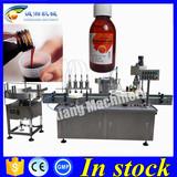 Shanghai liquid filling machines bottle,syrup filling line for glass bottles