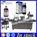 Shanghai liquid filling machines bottle,pharmaceutical syrup filling machine line