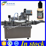 Hot sale filling capping machine 15ml,auto ejuice flavor bottle filling machine