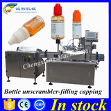 Chengxiang filling and capping machine 10ml,ejuice liquid filling machine price