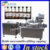 Chengxiang filling and capping machine 10ml,vape e-liquid bottle filler