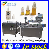 Chengxiang filling and capping machine 10ml,pet bottles filling machines