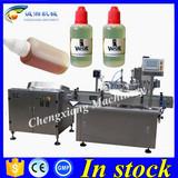 Shanghai top supplier e-liquid filling machine,plastic bottle filling machine