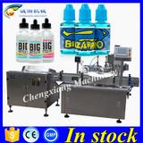 Shanghai top supplier e-liquid filling machine,plastic bottle filling and sealing machine