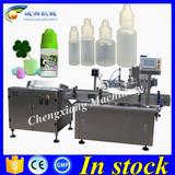 Shanghai top supplier e-liquid filling machine,bottler and capper