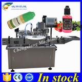 Hot sale smoke oil bottle filling machine line,30ml ejuice filling machine