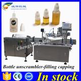 Hot sale smoke oil bottle filling machine line,e liquid bottle filling machine 30ml
