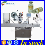 Shanghai horizontal labeling machine,10ml glass bottle labeling machine