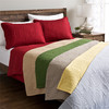 COLORFUL PIN-SONNIC QUILT