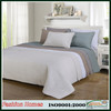 Rose Pattern Cotton Quilted Bedspread