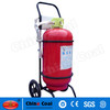 MPZ Stainless Steel Wheeled Fire Extinguisher