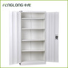 white metal steel cabinet