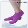 Moisturizing socks with Jojoba oil improves dry skin