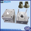 Plastic injection mold and parts