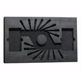 Black Conductive Polyethylene Foam with Plastic Sheet (CYG)