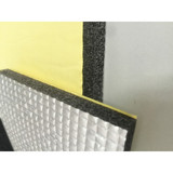 High Reflectivexpe Foam with Aluminum Foil and Adhesive