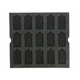 Cyg Anti-Static PE Foam Tray in Protective Packaging/Anti-Static Foam Tray for Turnover
