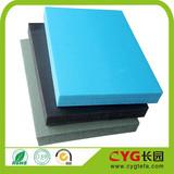 Successive Polyethylene Foam/PE Foam
