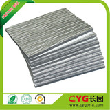 Flame retardant polyethylene foam XPE materials