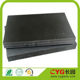 Conductive closed cell PE foam sheet