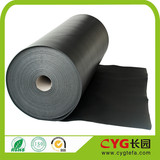 Black Color XPE Foam Sheet for Helmet material