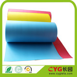 China Polyethylene Foam PE Foam Colorful foam Material