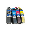 Chipped Ink Cartridge for LC123 MFC-J650DW DCP-J752DW DCP-J4110DW